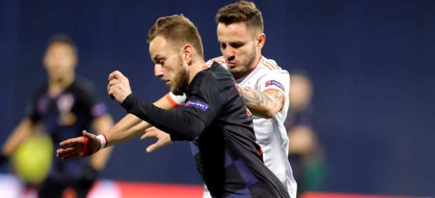 España pierde en Croacia y necesita una carambola para pasar a la Final Four de la UEFA Nations ...