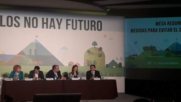 Jornada sobre despoblación de la Red Española de Desarrollo Rural