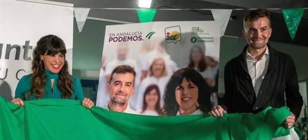 Adelante Andalucía se presenta como