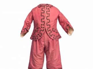 Traje pantalón infantil, 1851 – 1871.