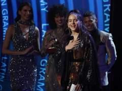 Rosalía en los Grammy Latinos