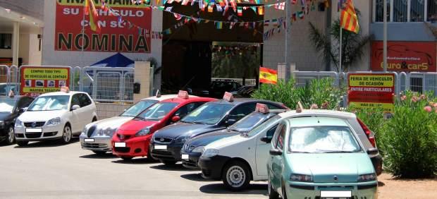 Caen un 0,9% las ventas de vehículos de ocasión en Baleares en octubre