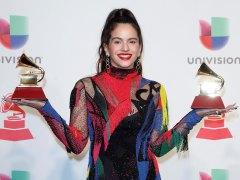 Rosalía confirma en los Grammy Latino que es la cantante del momento