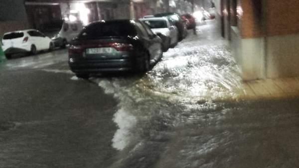 Declarada l'Emergència a La Ribera Alta per inundacions després d'unes pluges que han deixat 481 l/m2 en 24 hores