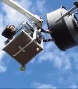 Encuentran un 'pesado tesoro' en una antena de telefonía