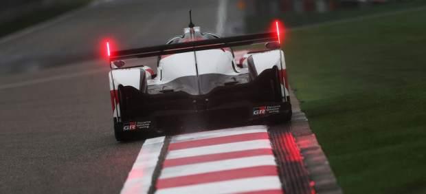 Fernando Alonso, segundo en los libres de las Seis Horas de Shanghái