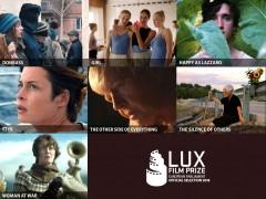 Películas candidatas premio LUX 2018