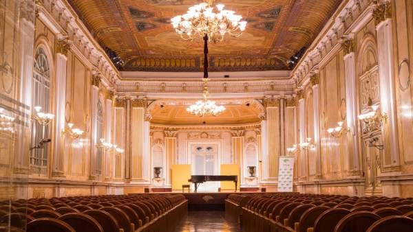 Sala Unicaja de Conciertos María Cristina de Málaga