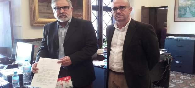Cs Palma asegura que el Govern y el Consell