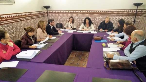 Consejo Rector del Patronato de Cultura, Turismo y Fiestas de Jaén.