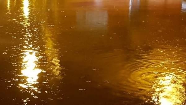 Les pluges deixen més de 535 l/m2 a Barx (València) i obliguen a suspendre les classes en 20 municipis