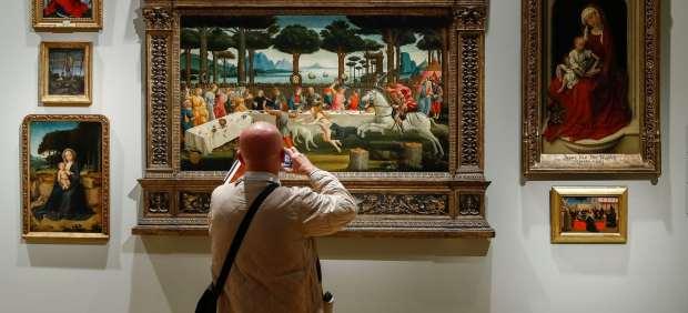 Los reyes inauguran los actos de celebración del bicentenario del Museo del Prado