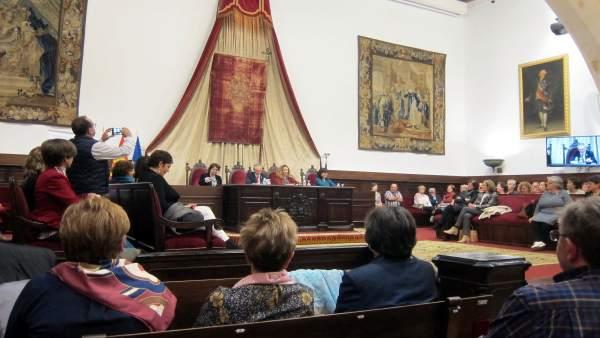Acto de apertura del Programa Interuniversitario.