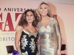 Norma Duval y Lolita Flores