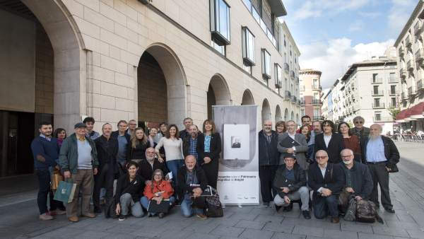 I Encuentro de Patrimonio Fotográfico de la DPH