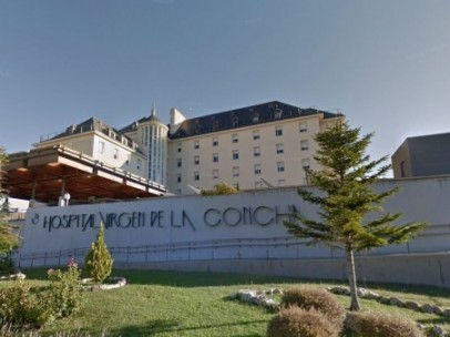 Fachada del Hospital Virgen de la Concha de Zamora