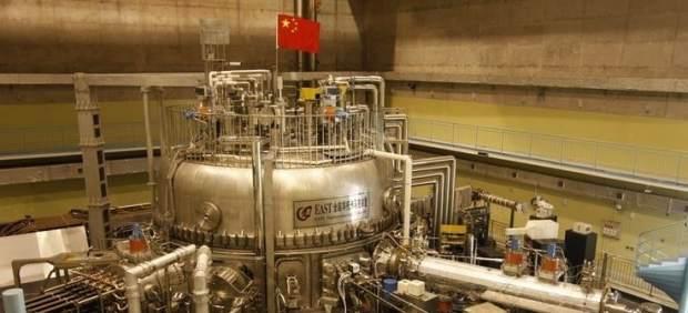 El 'sol artificial chino' supera los cien millones de grados