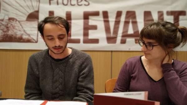 Jaume Mateu y Maria Gelabert, presentan la nueva estrategia de EIM