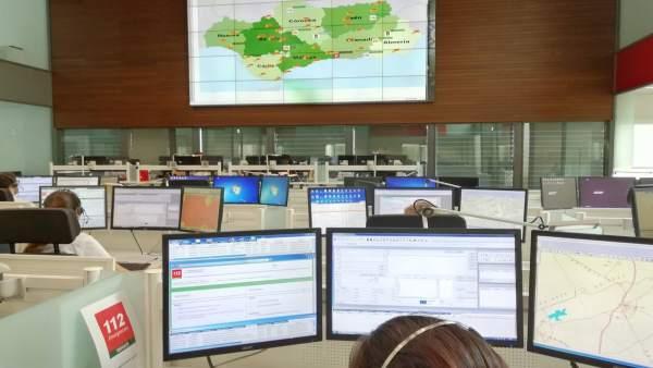 Energencias 112 Andalucía