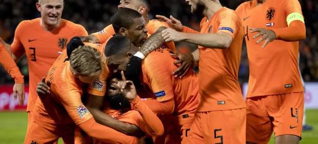 La Holanda de Koeman tumba a la campeona del mundo y Alemania desciende