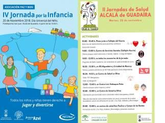 Día Internacional de los Derechos de la Infancia y las II Jornadas de Salud