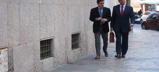 La Audiencia celebra el viernes una vista para decidir el calendario del juicio del caso Son Espases