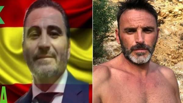 José María y Fernando Tejero