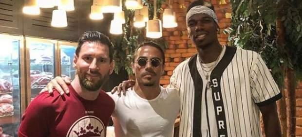 Messi y Pogba se van juntos de vacaciones y el barcelonismo se ilusiona