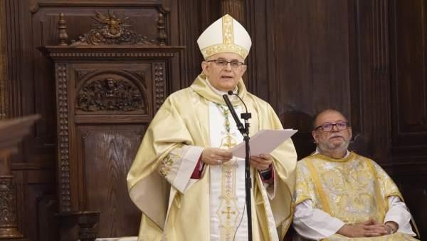 Ángel Fernández, nuevo obispo de Albacete