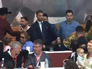 Sergio Ramos en la SICAB