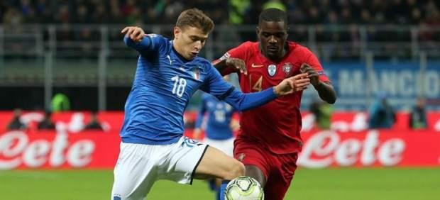 Portugal empata en Italia y se convierte en la primera clasificada para la Final Four de la Liga de ...