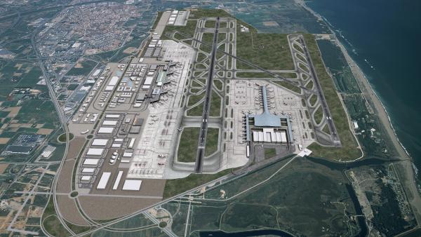 Aeropuerto de Barcelona-El Pratc