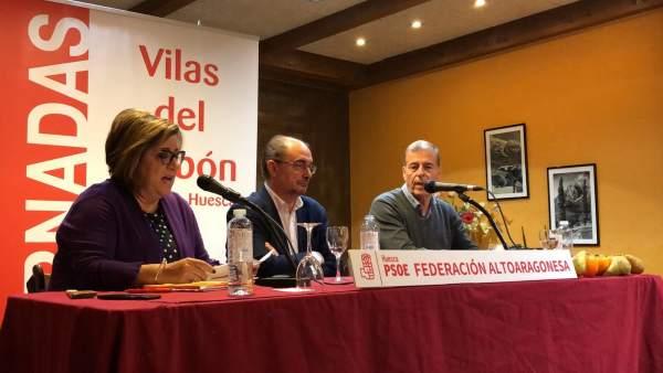 Clausura de las XVI Jornadas Vilas del Turbón.