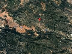 Localización de Siete Aguas (Valencia)