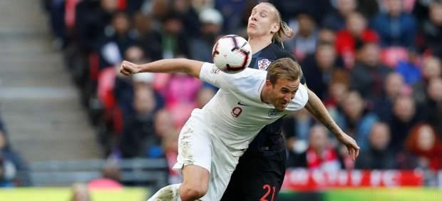 Inglaterra derrota a Croacia y deja a España sin Final Four