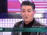 El humorista Ángel Garó en el plató de Sábado Deluxe.