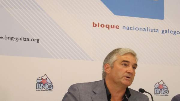 Fernando Blanco, Exdiputado Del BNG