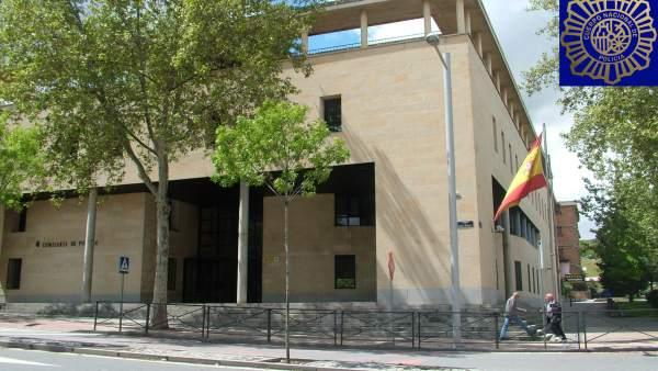 Comisaría de la Policía Nacional