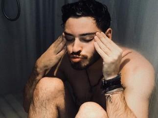 Cepeda se desnuda para apoyar el lanzamiento del 'single' de Nerea