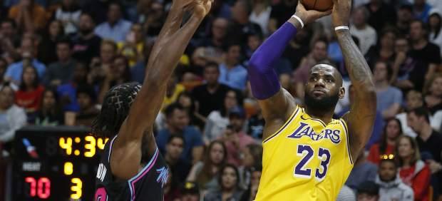 La venganza de LeBron James contra Miami Heat: 51 puntos