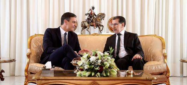 Sánchez garantiza su apoyo a Marruecos para frenar las migraciones desde los países de origen