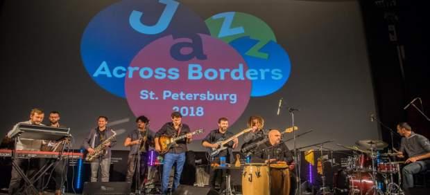 La formación mallorquina Highlands Project participa en una feria en Rusia