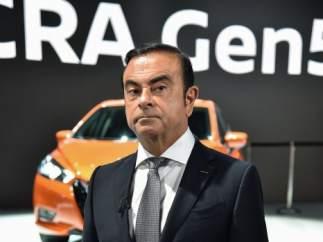Carlos Ghosn, presidente de Nissan y Renault, detenido por evasión fiscal y por ocultar sobresueldos