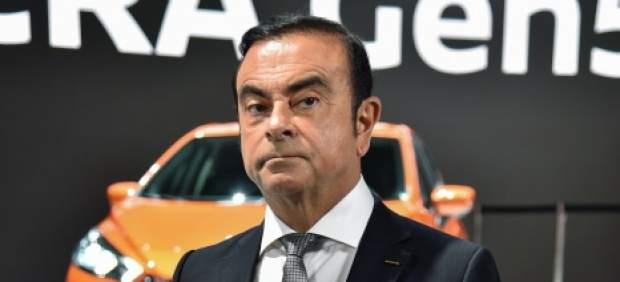 Carlos Ghosn, presidente de Nissan y Renault, detenido por evasión fiscal y por ocultar ...