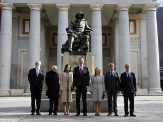 """Felipe VI: """"El Prado es un icono de la cultura española y universal"""""""