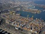 Contenidors del Port de València