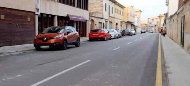 El Ayuntamiento de Campos reforma y adecúa las principales calles del pueblo con las inversiones ...