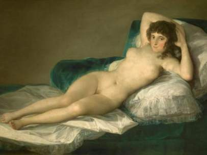 'La maja desnuda'