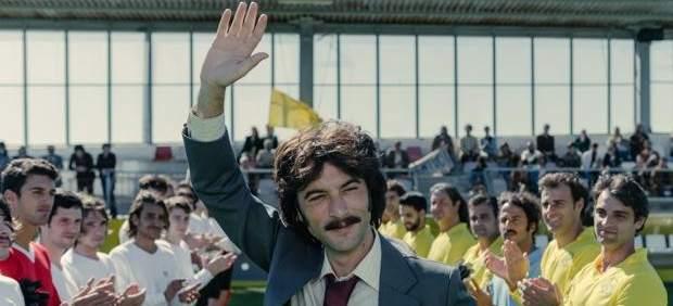 Cuando el padre de Brais Méndez jugó en el 'Fariña FC' de Sito Miñanco