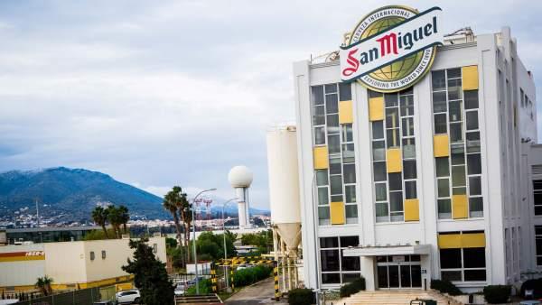 Centro producción de San Miguel en Málaga